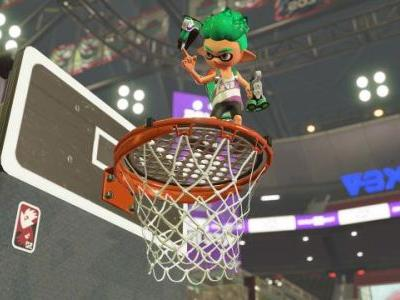 Splatoon 2 Update 3.2.0 Out Now