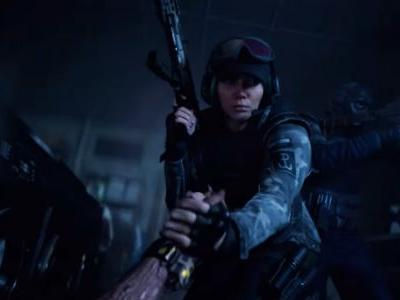 Rainbow Six Quarantine is a New 3-Player Co-op Game