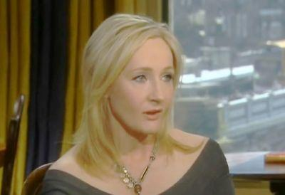 J.K. Rowling Rips Into the 'Fact-Free, Amoral, Bigotry-Apologism of Celebrity Toady' Piers Morgan
