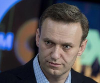 Russian opposition leader claims he was detained ahead of election