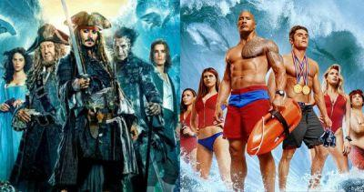 Can Baywatch Beat Pirates 5 at the Memorial Day Box Office?