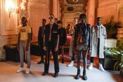 SELFMADE by Gianfranco Villegas' 2018 Spring/Summer Collection Channels '70s Punk Rock