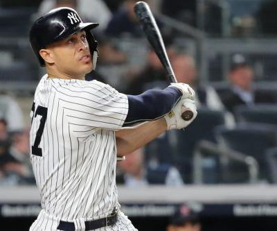 Surging Yankees edge Red Sox for share of first place in AL East