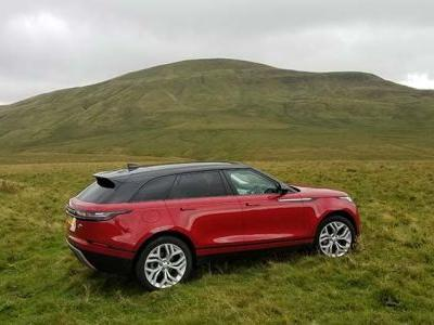 Range Rover Velar - The Fashion & Lifestyle SUV