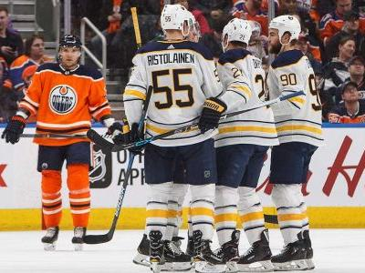 Oilers' sense of entitlement remains even after drubbing by Sabres