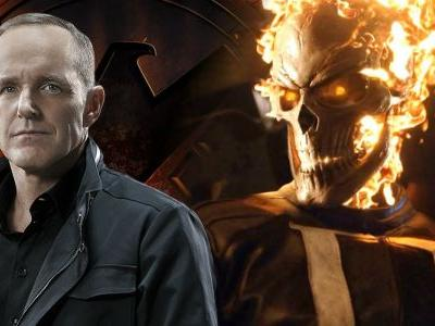 Agents of SHIELD 100th Episode Will Reveal Coulson's Ghost Rider Deal