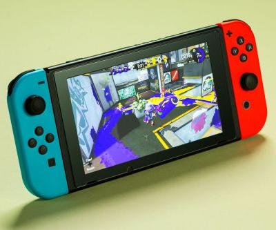 Nintendo Switch sales in March more than doubled from last year, reports NPD