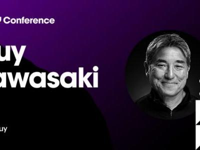 Guy Kawasaki's opening keynote is live at TNW2019 - tune in now!