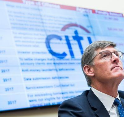 In a stark reversal, Citi's revved-up credit-card business helped it beat earnings - and it may be pivotal in proving Wall Street doubters wrong