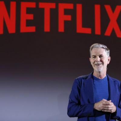 Netflix spikes after earnings and subscribers blow past estimates