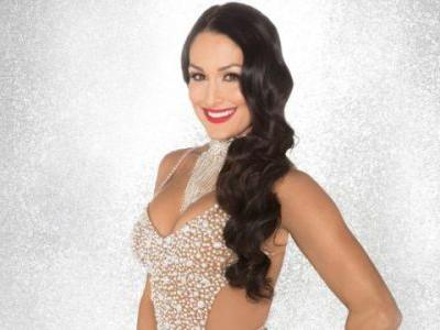 Dancing with the Stars: Nikki Bella and Artem Chigvintsev Dance Strong Tango to Pink's 'So What'