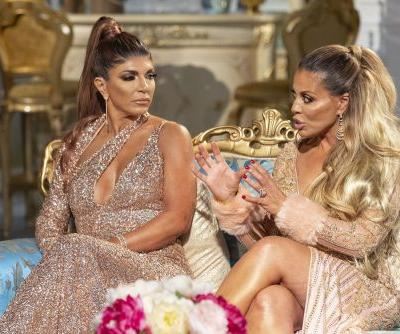 Dolores Catania Calls Out Jackie Goldschneider For Making Fun of Teresa Giudice