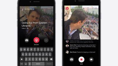 Facebook's latest app is designed just for video creators