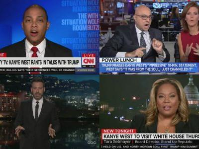 The Media's Vicious, Race-Baiting Coverage of Kanye West Exposes Their Ideological Intolerance