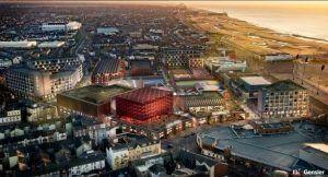 UK's Blackpool revealed its new £300 million tourist attraction plan on Golden Mile