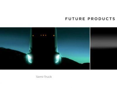 Some owners could be invited to the unveiling of the Tesla semi-truck