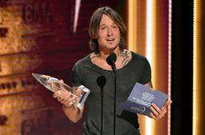 Keith Urban Felt 'Euphoric' When He Won Entertainer of the Year at CMA Awards: Watch