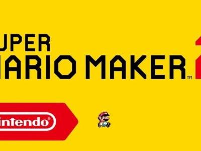 Super Mario Maker 2 Announced
