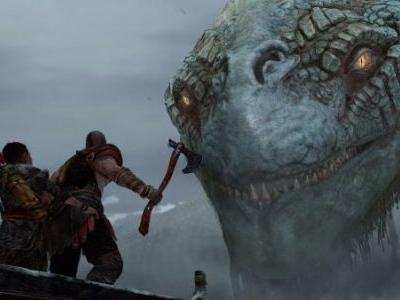 God of War plummets to £21 for Black Friday