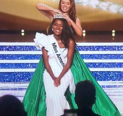 The new Miss America 2019 has been crowned