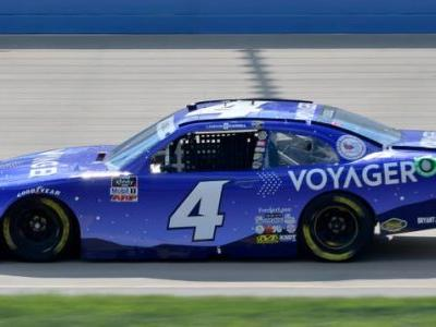Landon Cassill Is The First NASCAR Driver To Be Paid In Cryptocurrency