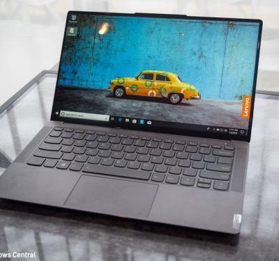 Lenovo's new Yoga S940 packs ultra-thin bezels, 4K display, and Dolby Atmos