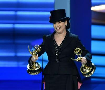 This Is What Amy Sherman-Palladino Said During Her Censored Emmys Acceptance Speech