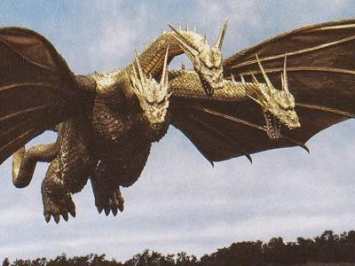 Godzilla 2: King Ghidorah is Being Played by Rampage Actor