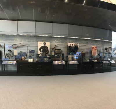 'Greater appreciation' of law enforcement aim of new Washington museum