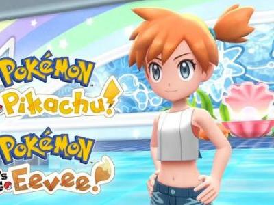 Pok�mon: Let�s Go, Pikachu! and Let�s Go, Eevee! Sold 88,039 Digital Units in Japan in 10 Days