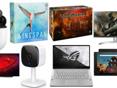 Today's best deals: Board games we like, indoor security cameras, and more