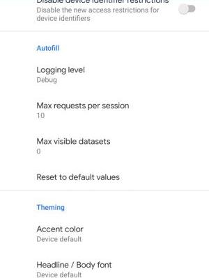 Doubling Down On Personalization: Android Q Intros Accent Colors