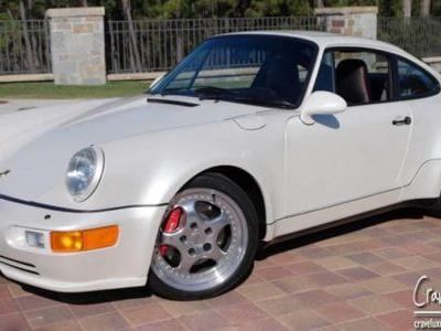 One-Off 1992 Porsche 911 Turbo With 712 Miles Is A $375,000 Investment