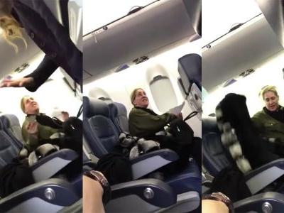 Delta kicked a passenger off a flight after she complained about sitting near a baby and threatened a flight attendant's job