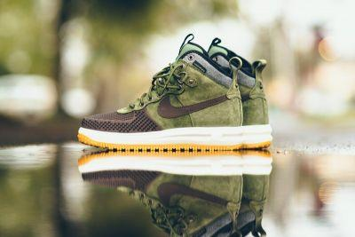 Nike's Lunar Force 1 Duckboot Gears up for Challenging Weather