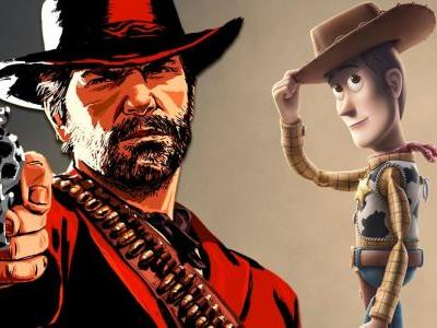 Red Dead Redemption 2: Where to Find Woody's Toy Story Outfit