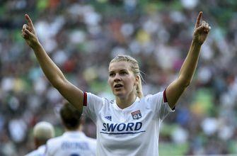Seeking more respect, superstar Hegerberg out of World Cup