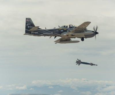 The Air Force is getting closer to picking its new light-attack aircraft