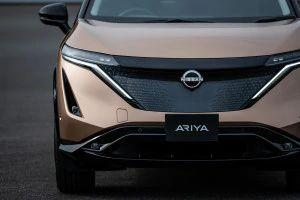 Nissan Ariya Electric Crossover Coupe SUV Revealed With Up To 610km Range