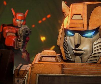 Netflix Announces Release Date for 'Transformers: War for Cybertron - Earthrise'