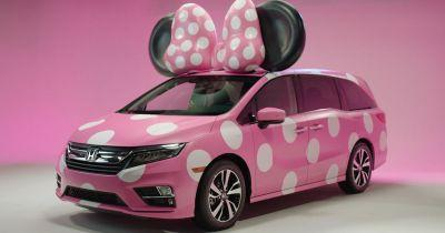 Stop The World, We Want To Get Off: It's The Honda 'Minnie Van'