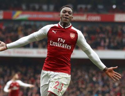 Welbeck leads Arsenal to 3-2 win over Southampton