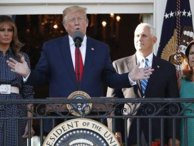 Trump: 'Surprise' question about Pence led him to hesitate