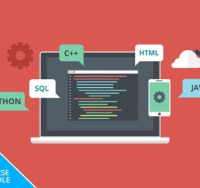 Last Minute Deal: Save 89% on the Complete Computer Science Bundle