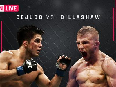 UFC Brooklyn: Cejudo vs. Dillashaw round-by-round results, live scoring, highlights