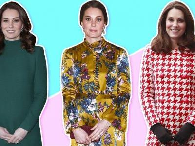 What Kate Middleton wore in Sweden - a rundown of Duchess of Cambridge's looks during tour with Prince William