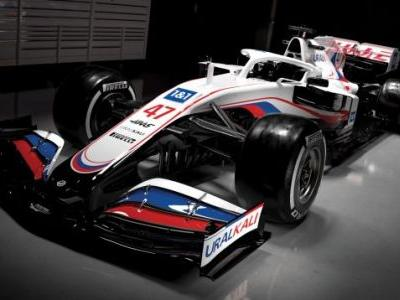 World Anti-Doping Agency Is Skeptical Of Haas' It's-Not-A-Russian-Flag Livery