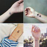 30 Tiny, Chic Wrist Tattoos That Are Better Than a Bracelet