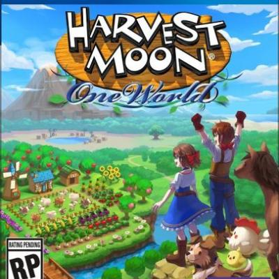 Harvest Moon: One World is Coming to PlayStation 4, Reminds Us That the Outside Still Exists
