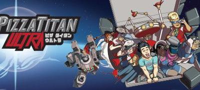Now Available on Steam - Pizza Titan Ultra, 15% off!